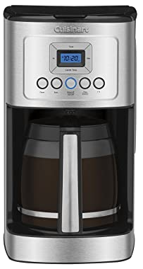 Cuisinart DCC-3200 Perfect Temp 14-Cup Programmable Coffeemaker review