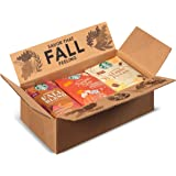 Starbucks Flavored Ground Coffee — Fall Variety Pack — No Artificial Flavors — 3 Bags (10, 11, 11 oz)