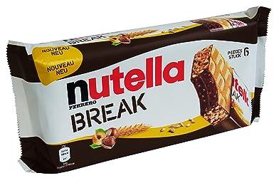 Nutella BREAK, 1er Pack (1 x 150g)