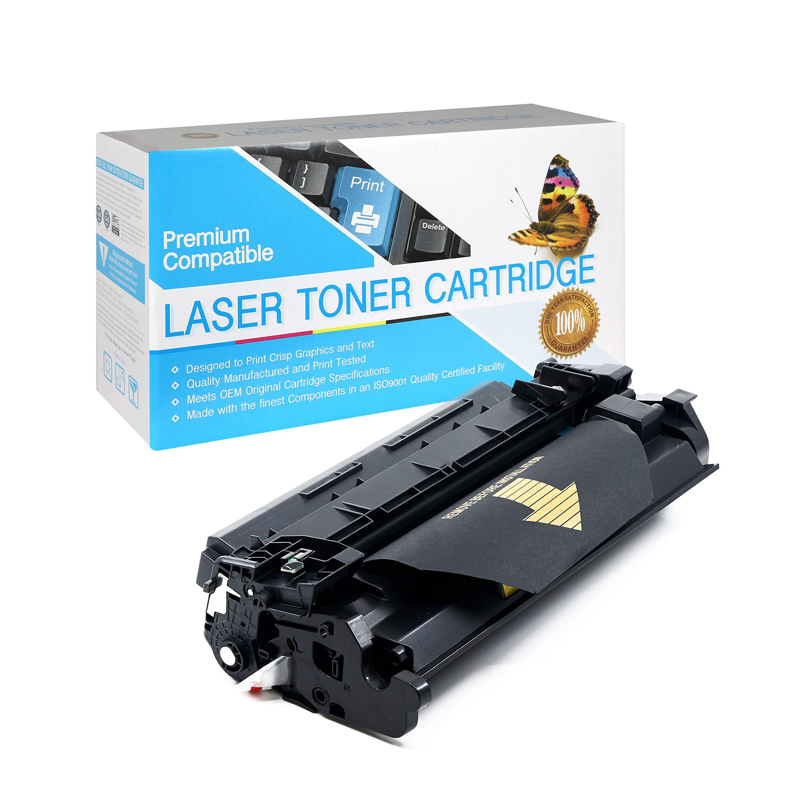 SuppliesOutlet Compatible Toner for Canon 2199C001 Black,2 Pack