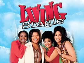 Amazon com: Living Single: The Complete First Season: Queen