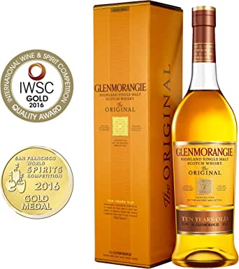 Glenmorangie The Original 10 Year Old 700mL