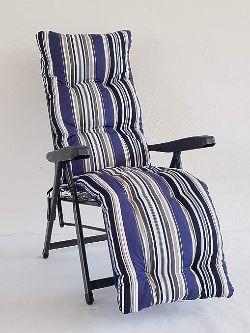 Recambio de cojín acolchado para sillón de relax, fondo de ...