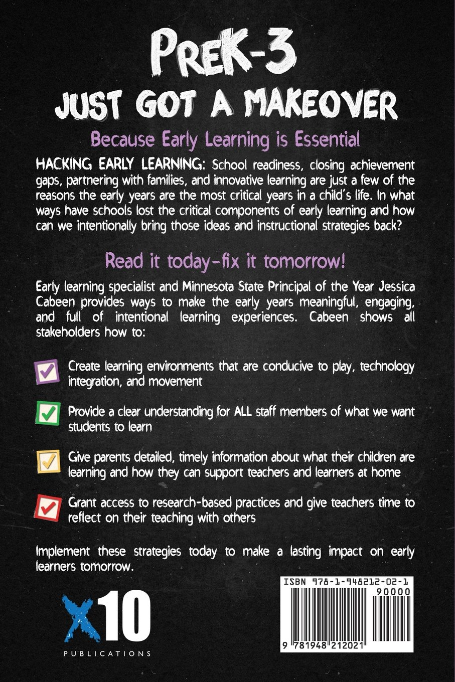 Hacking Early Learning 10 Building Blocks To Success In Pre K 3