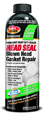 Bar's Leak HG-1 HEAD SEAL Blown Head Gasket Repair