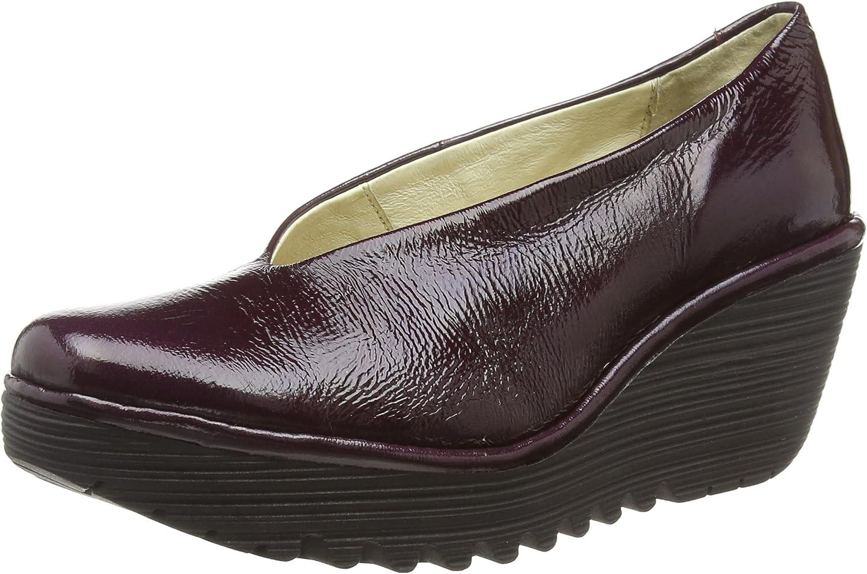 Fly London Yaz, Zapatos de Tacón para Mujer