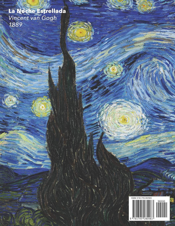 Vincent Van Gogh Agenda 2019: Semana Vista | La Noche ...