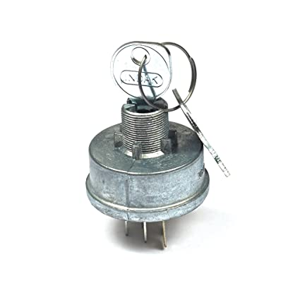 amazon com : briggs & stratton 7 terminal ignition switch 5412k : lawn and  garden tool replacement parts : garden & outdoor