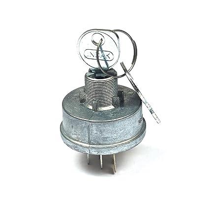 Briggs & Stratton 7 Terminal Ignition Switch 5412K on