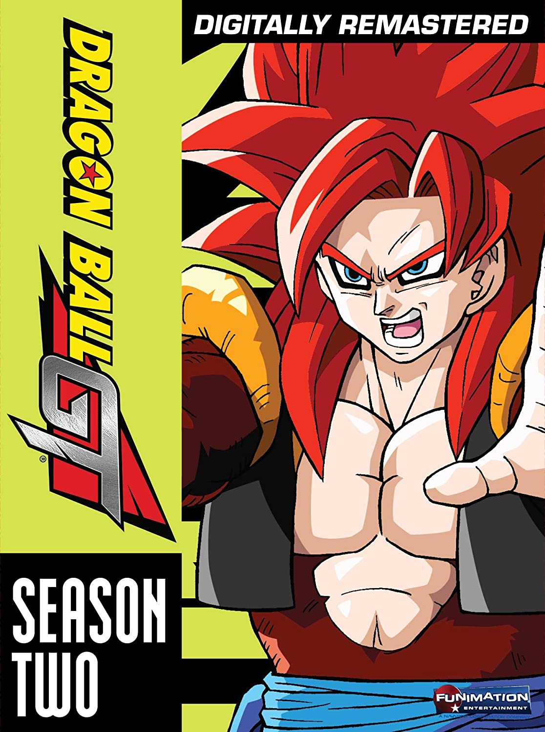 Dragon Ball GT: Season 2 (ep.35-64 and movie) Not Available Funimation! Unidisc 5069121 Anime / Japanimation