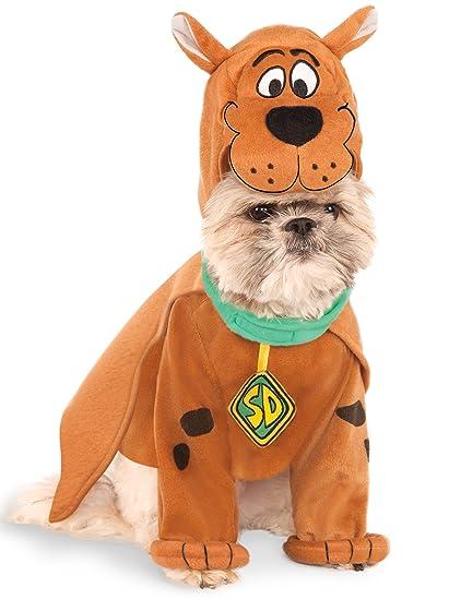 Scooby Doo Pet Suit Medium  sc 1 st  Amazon.com & Amazon.com : Scooby Doo Pet Suit Medium : Pet Supplies