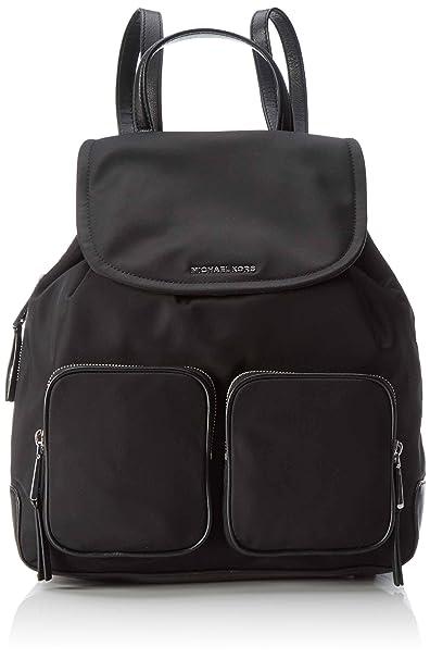 Michael Kors 30F6SRKB3C - Bolso mochila de Piel Mujer 6.3x14x20.3 cm (B x H x T): Amazon.es: Zapatos y complementos