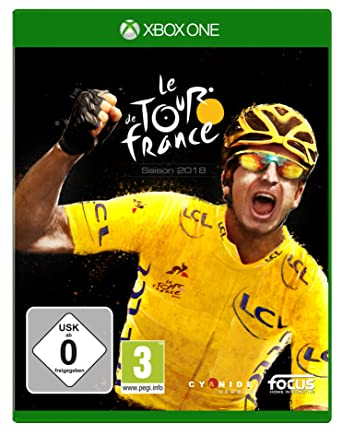 Game Tour De France 2018 Xbox One Basico Xbox One Aleman Ingles