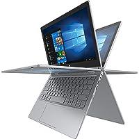 TREKSTOR PRIMEBOOK C11 WiFi / Volks-Laptop, 29,5 cm (11,6 Zoll) Convertible Laptop (Intel Celeron N3350, 64GB interner Speicher, 4GB RAM, Win 10 Home, QWERTZ Tastatur)
