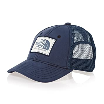 The North Face Y Mudder Trucker Gorra, Unisex Niño, Azul Cosmic, Talla única: Amazon.es: Deportes y aire libre