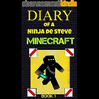 Diary of a Ninja de Steve Minecraft - Book 1