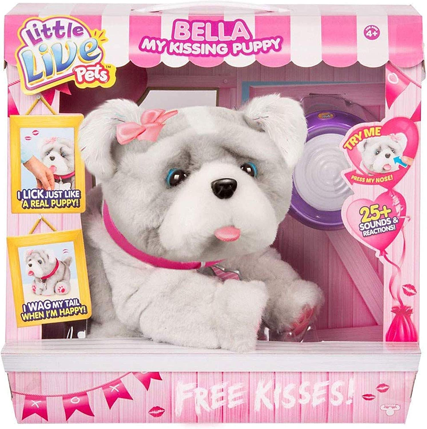 Little Live Pets My Kissing Puppy Rollie