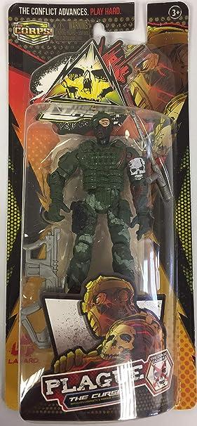 Le corps commando figurine-Gills