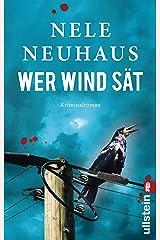 Wer Wind sät (Ein Bodenstein-Kirchhoff-Krimi 5) (German Edition) Kindle Edition