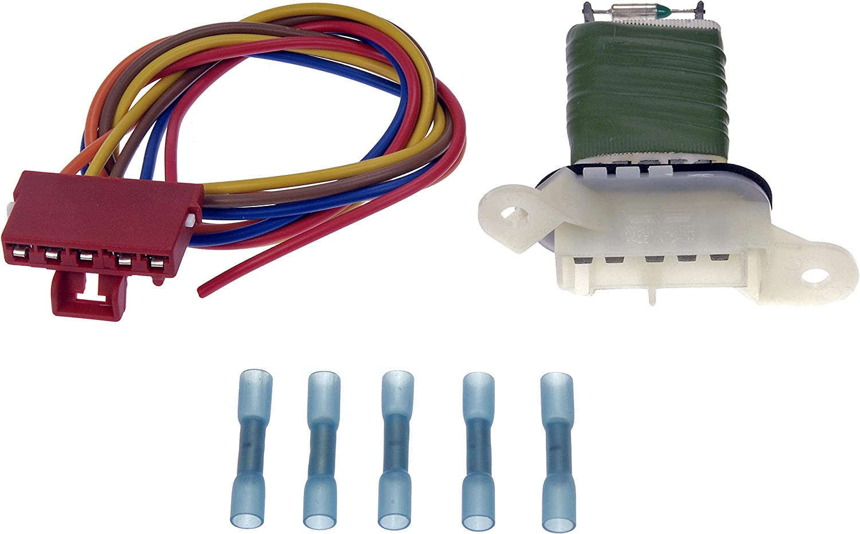 Dorman 973-510 HVAC Blower Motor Resistor Kit