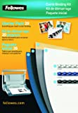 Fellowes 5371801 Kit de consommables pour 20 reliures plastique