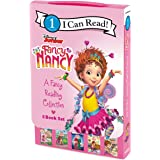 Disney Junior Fancy Nancy: A Fancy Reading Collection: 5 I Can Read Paperbacks! (I Can Read Level 1)