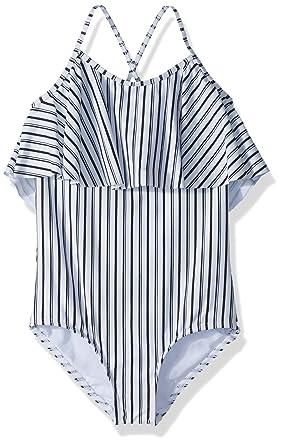 915c8a0ed3622 Amazon.com  O Neill Big Girls  Highway Stripe One Piece Swimsuit ...