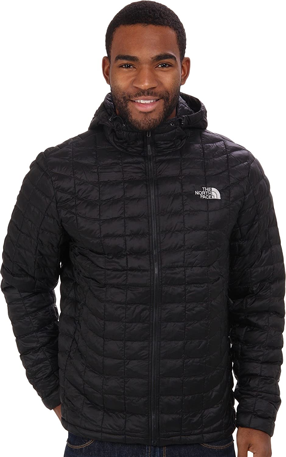 66f76e324 The North Face Men's Thermoball Hoodie, TNF Black SM