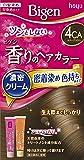 ホーユー ビゲン香りのヘアカラークリーム4CA (カフェブラウン) 40g+40g