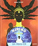 Kirikú y la bruja con CD