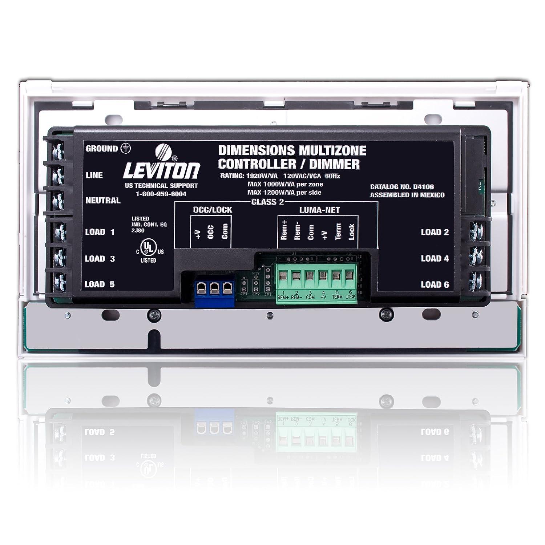 Exelent Leviton El Paso Festooning - Electrical Circuit Diagram ...