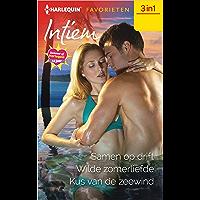 Samen op drift / Wilde zomerliefde / Kus van de zeewind (Intiem Favorieten Book 652)