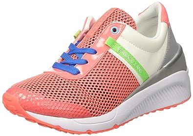 Versace Jeans Ee0Hpbsf1_E75420, Zapatillas de Estar por casa para Mujer, Naranja (Corallo E512), 40 EU: Amazon.es: Zapatos y complementos