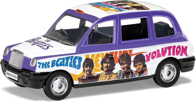 London Taxi Corgi CC85928 The Beatles Hey Jude