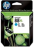 HP 88XL Cartouche d'encre d'origine Cyan
