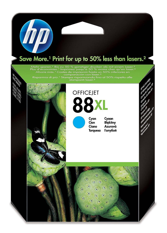 HP C9391AE cian - Cartucho de tinta, color cian C9391AE d7a43f