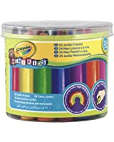 Crayola Beginnings Jumbo Crayons (24)