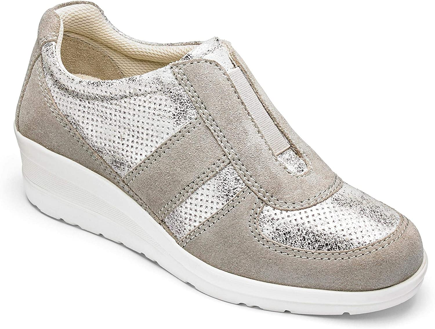 JD Williams Womens Heavenly Soles Leisure Shoes