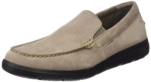 Geox U Leitan C, Mocasines para Hombre: Amazon.es: Zapatos y ...