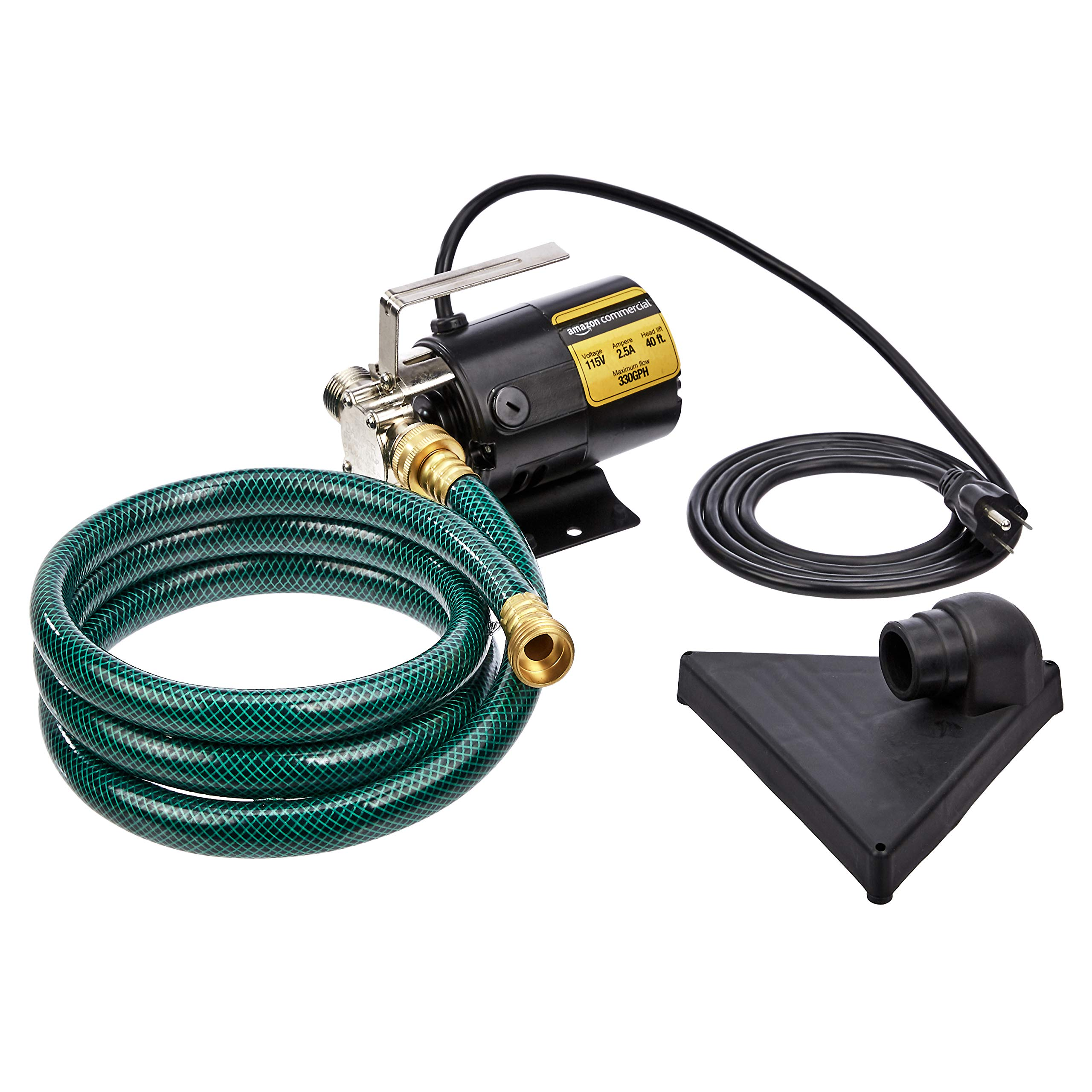 AmazonCommercial Water Removal Pump