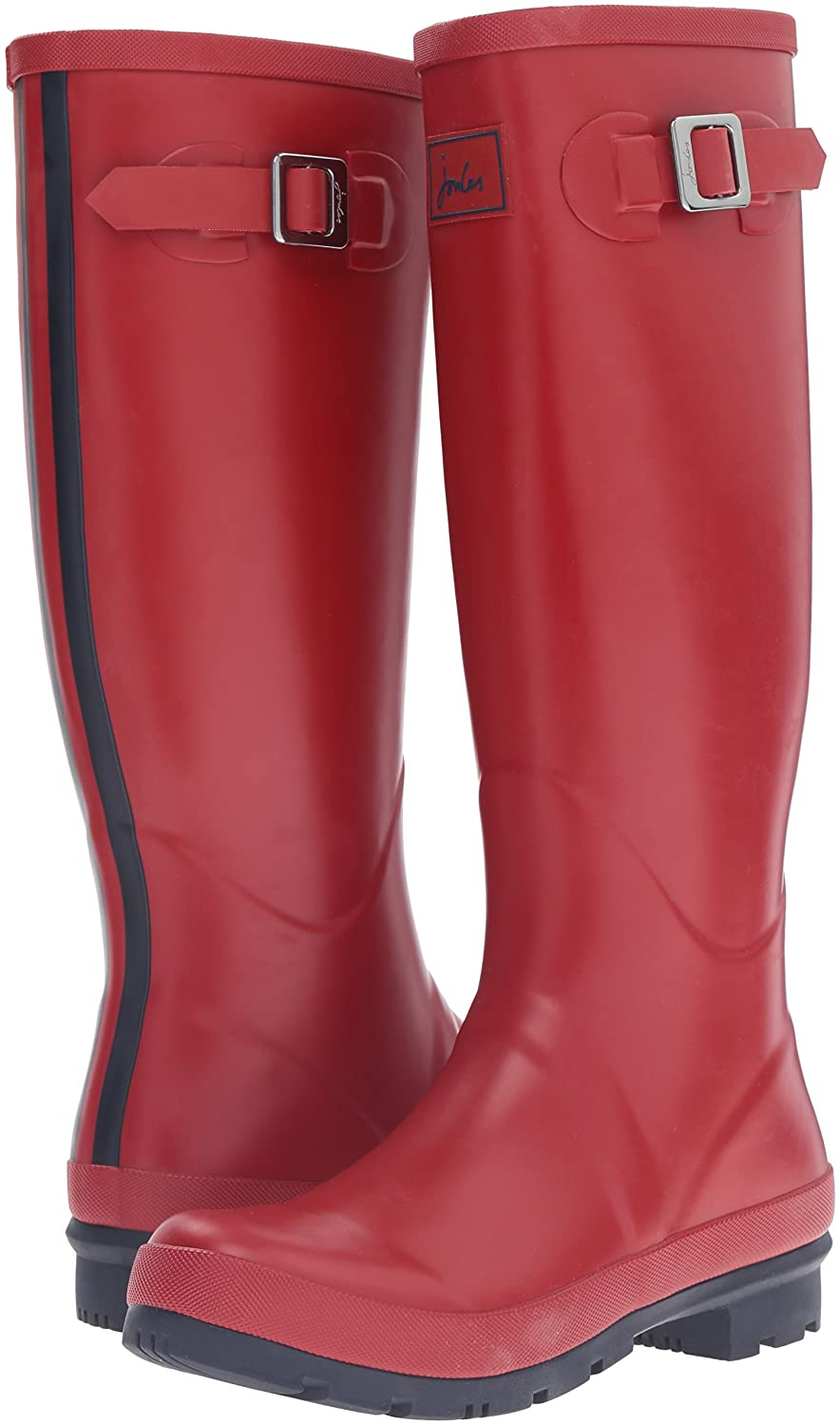 Tom Joule Damen Field Welly Gummistiefel, Kirsch-pink Rot (ROT) (ROT) Rot be537b