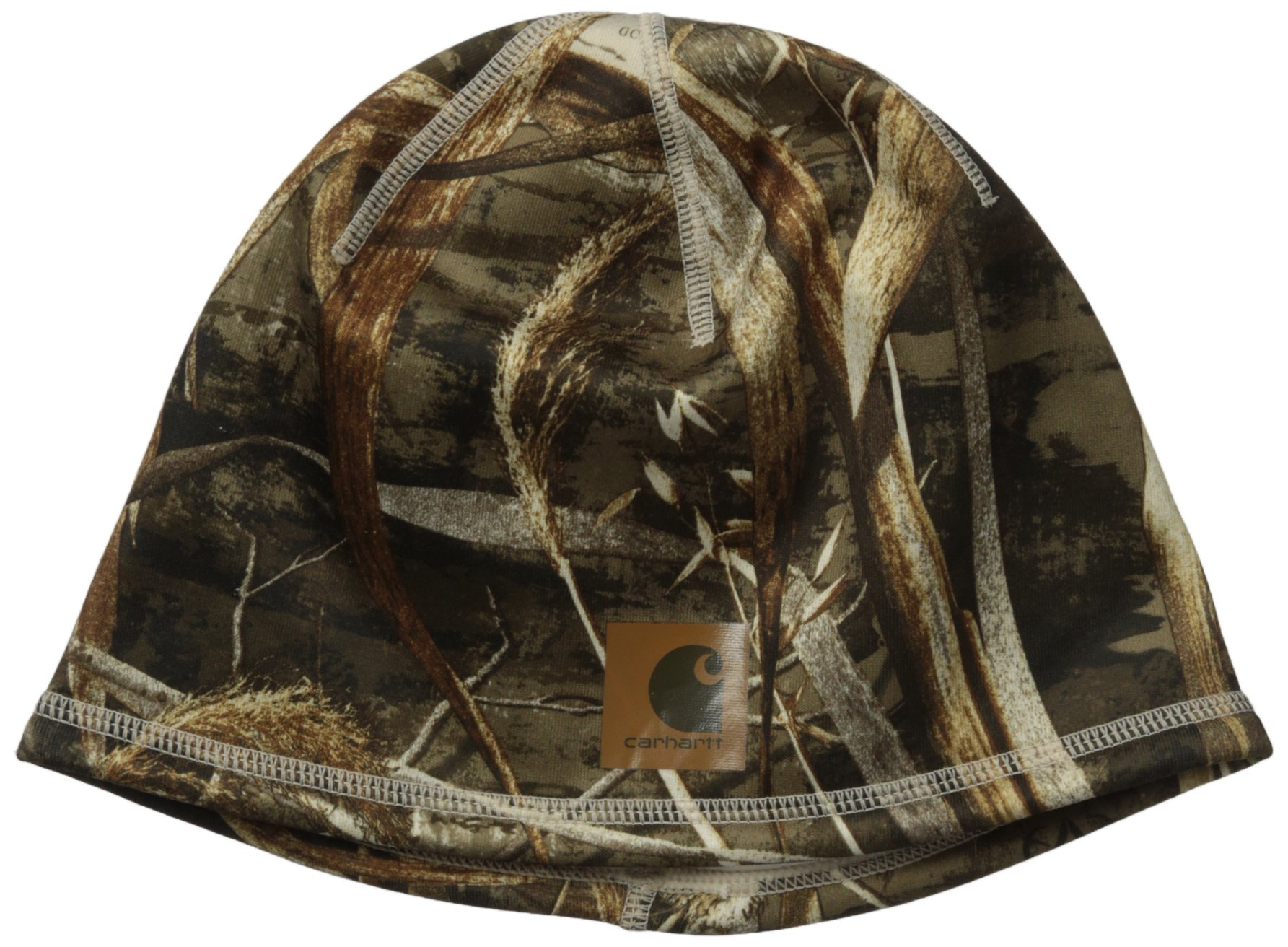 Carhartt Men's Force Lewisville Camo Hat, Realtree Max, One Size