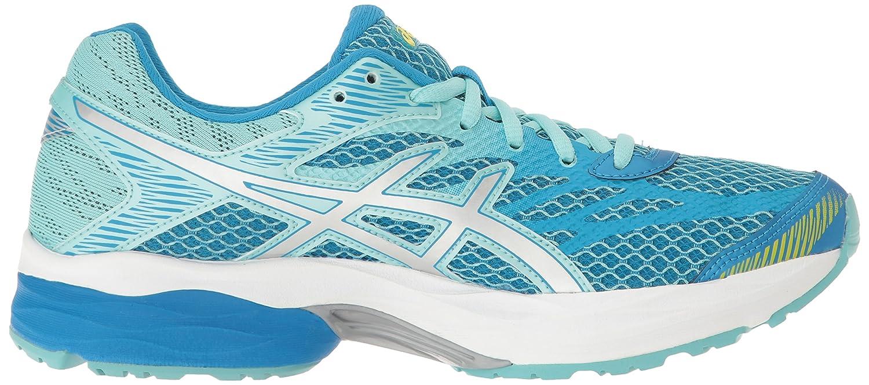 ASICS Women's Gel-Flux 4 Running Shoe B01GUA0US0 7.5 B(M) US|Diva Blue/Silver/Aqua Splash