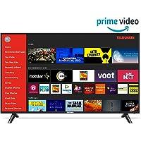 Telefunken 140 cm (55 Inches) 4K Ultra HD Smart LED TV TFK55KS (Black) (2019 Model) |With Quantum Luminit Technology