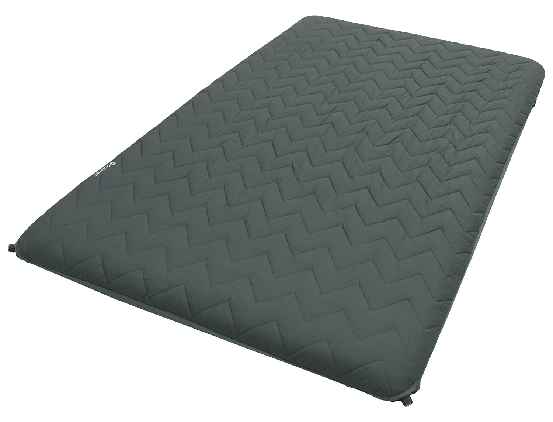 Outwell SIM Double Quilt-Bezug, Grau, One Größe
