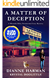 A Matter of Deception: Miranda Riley Paranormal Cozy Mystery (Miranda Riley Paranormal Cozy Mystery Series)