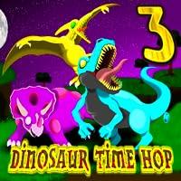 Salto del tiempo de los dinosaurios 3