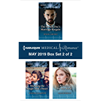 Harlequin Medical Romance May 2019 - Box Set 2 of 2: An Anthology