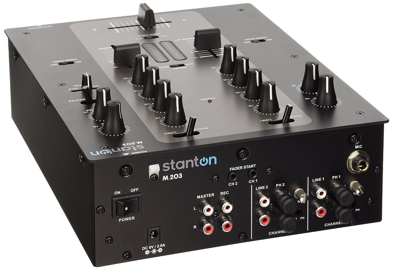 Amazoncom Stanton M203 2 Channel DJ