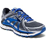 Brooks Adrenaline GTS 17 Anthracite/Electric Brooks Blue/Silver Men's Running Shoes